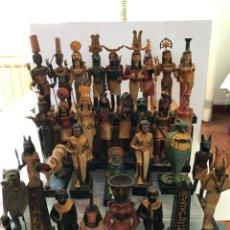 Hobbys: LOTE DE 30 FIGURAS DE DIOSES DE EGIPTO. Lote 261331800