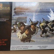 Hobbys: CAJA PEGASUS US RANGERS 6 JUNIO 1944 DÍA DE 1/72. Lote 266109548