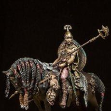 Hobbys: CAUDILLO CELTA. PEGASO MODELS. 75 MM. Lote 269387013