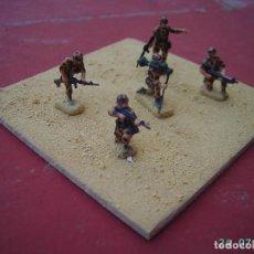 Hobbys: DIORAMA SOLDADOS AMERICANOS EN IRAK.ESCALA 1/72.. Lote 269771333