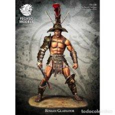 Hobbys: GLADIADOR. PEGASO MODELS. 75 MM. Lote 272156303