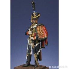 Hobbys: HÚSAR DEL 4º REGIMIENTO, 1807. METAL MODELES. 54 MM. Lote 272187228