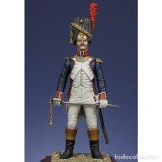 Hobbys: OFICIAL DE GRANADEROS, 1806. METAL MODELES. 54 MM. Lote 273653423