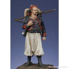 Hobbys: ZUAVO, 1914. METAL MODELES. 54 MM. Lote 275455468