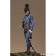Hobbys: OFICIAL DE ORDENANZA FRANCÉS. 1809. ATELIER MAKET. 75 MM. Lote 276646663