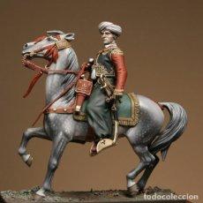Hobbys: ROUSTAM, MAMELUCO DEL EMPERADOR. METAL MODELES. 54 MM. Lote 276652823
