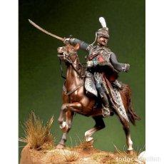 Hobbys: MAYOR GENERAL KULNEV. EJERCITO IMPERIAL RUSO. (1763-1812). PEGASO MODELS. 54 MM. Lote 278682323