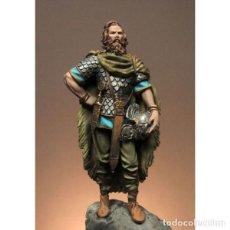 Hobbys: GUNDAHARIUS, REY DE BORGOÑA. SIGLO V. ART GIRONA. 54 MM. Lote 279378018