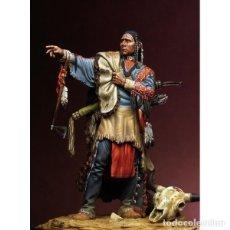Hobbys: GUERRERO SIOUX. PEGASO MODELS. 75 MM. Lote 280976658