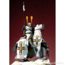 Hobbys: GRAN MAESTRE DE LA ORDEN TEUTÓNICA. SIGLO XIII. PEGASO MODELS. 54 MM. Lote 280977123