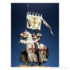 Hobbys: CABALLERO TEMPLARIO. PEGASO MODELS. 54 MM. Lote 280977678