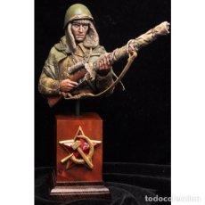 Hobbys: FRANCOTIRADOR SOVIÉTICO. ALEXANDROS MODELS. 200 MM. Lote 280985998