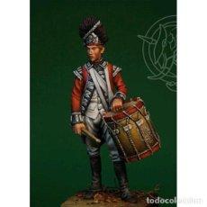Hobbys: TAMBOR INGLÉS. 1775/83. ROMEO MODELS. 75 MM. Lote 281008153