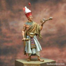 Hobbys: SETI I, FARAÓN EGIPCIO. ART GIRONA. 54 MM. Lote 284366258