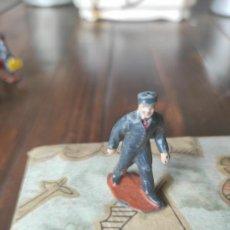 Hobbys: FIGURAS EN METAL MINIATURA/ MODELISMO FERROVIARIO. Lote 286328428