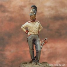 Hobbys: SOLDADO DE LA GUARDIA DE CORPS DEL REGIMIENTO KONIGREICH PRUSIANO, 1808-1813. ART GIRONA. 54 MM. Lote 287848628