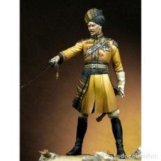 Hobbys: RISALDAR MAYOR, 1º DE SKINNER'S HORSE. PEGASO MODELS. 75 MM. Lote 287869968