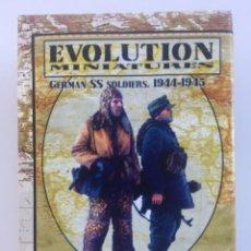 Hobbys: EVOLUTION MINIATURES GERMAN SS SOLDIERS 1944-1945 1/35 REF EM-35027. Lote 288319193