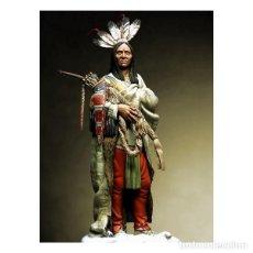 Hobbys: GUERRERO HIDATSA. PEGASO MODELS. 75 MM. Lote 293489823