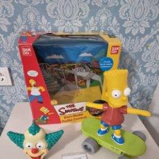 Hobbys: THE SIMPSONS BART-SKATE RADIO CONTROL. Lote 293671143
