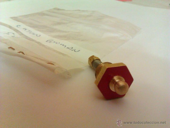 Hobbys: Pieza, válvula de seguridad para máquinas de vapor vivo - Foto 5 - 44087152