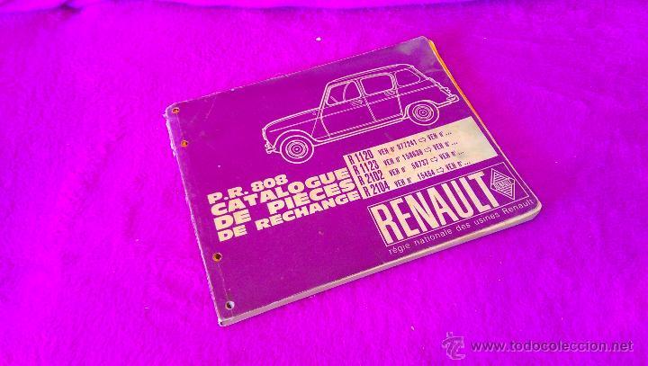 Catalogo de piezas renault r1120 r1123 r2102 comprar for Piezas de fontaneria catalogo