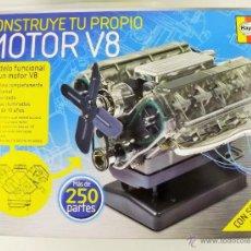 Hobbys: MAQUETA MOTOR V8 FABRICADA POR HAYNES. Lote 91783902