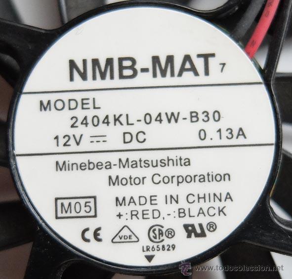 Hobbys: Ventilador 6x6 cm. de 12 V para PC, el precio son dos unidades - Foto 2 - 50310044