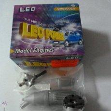 Hobbys: MOTOR 2T LEO .40. Lote 52130156