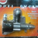 Hobbys: MOTOR COX 0.49 CC NUEVO ENVIO INCLUIDO. Lote 148905298