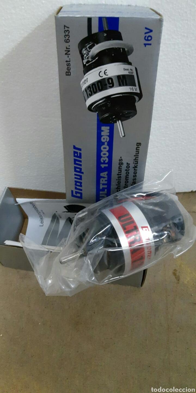 Hobbys: motor 1300-9M graupner 6337.nuevo.envio incluido - Foto 2 - 150819965