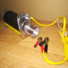 Hobbys: TURBEX, MODEL RESEARCH INTERNATIONAL. 12 VOLT AIR CRACT. MODELISMO VINTAGE. Lote 152830242