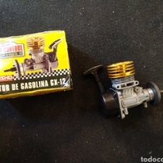 Hobbys: MOTOR GASOLINA GX-12 KYOSHO RALLY CONTROL. Lote 155348189