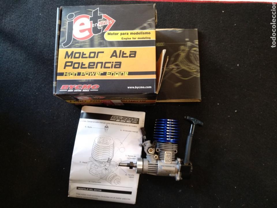 MOTOR ALTA POTENCIA PARA MODELISMO BYCMO JET (Juguetes - Modelismo y Radiocontrol - Motores)