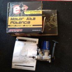 Hobbys: MOTOR ALTA POTENCIA PARA MODELISMO BYCMO JET. Lote 155351034