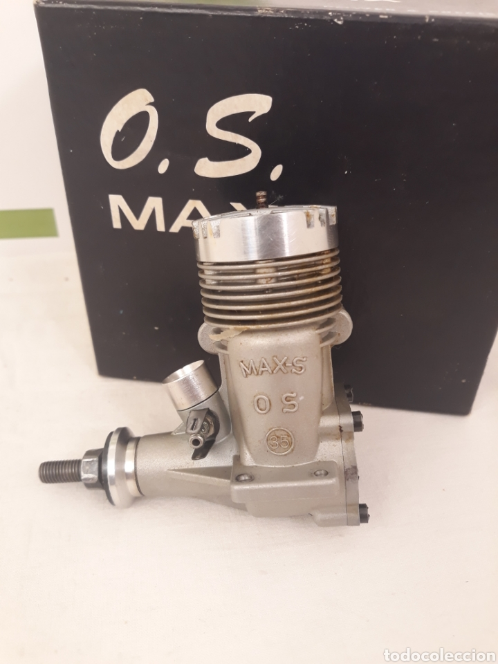 Hobbys: Motor O.S. Max S 35.Made in japan. - Foto 2 - 167538809