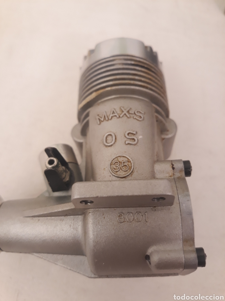 Hobbys: Motor O.S. Max S 35.Made in japan. - Foto 4 - 167538809