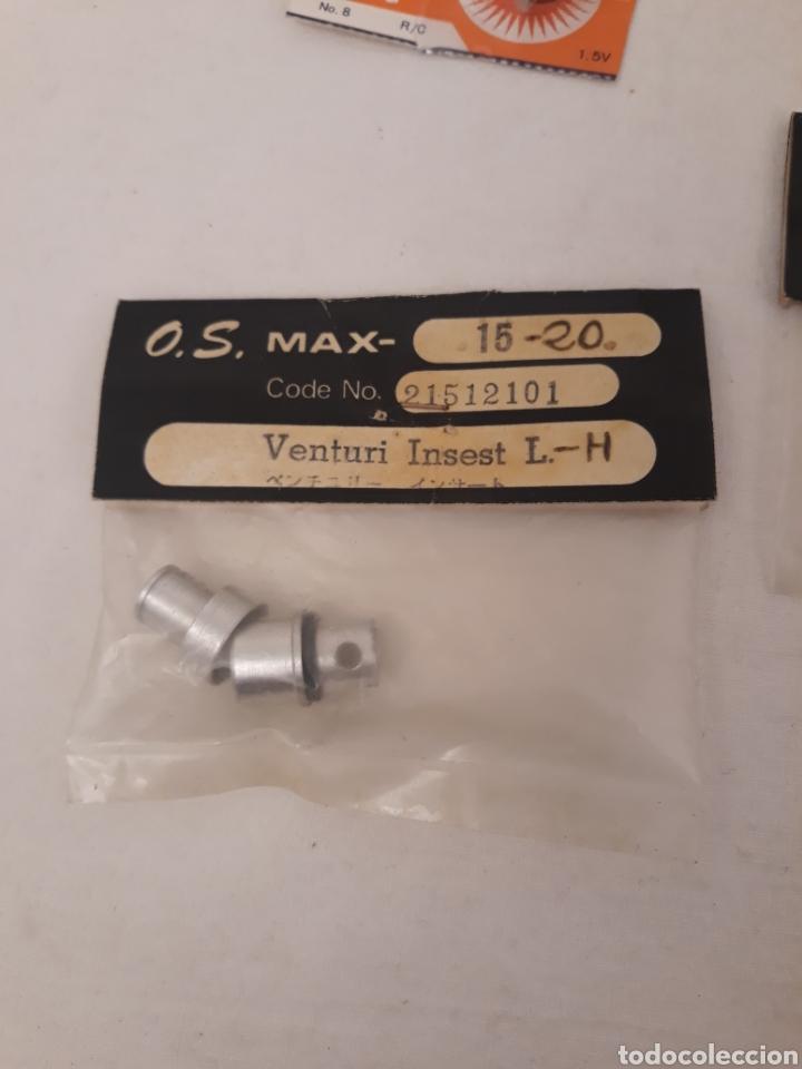 Hobbys: Motor O.S Max 20 R C.Made in Japan.Con piezas de repuesto.(ver fotos). - Foto 6 - 167668888
