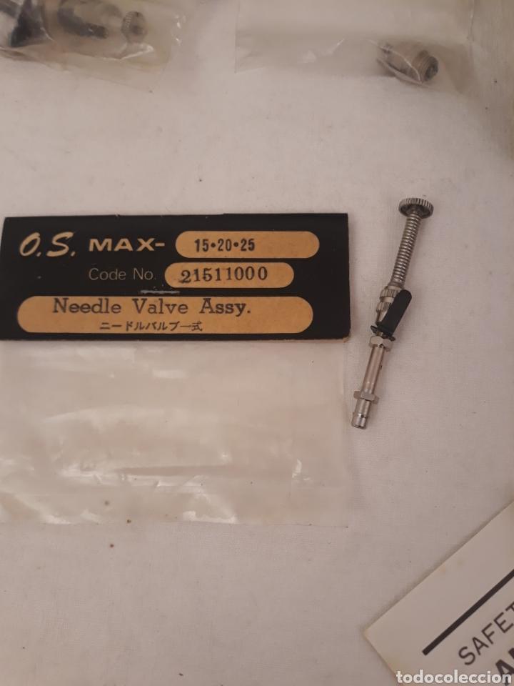 Hobbys: Motor O.S Max 20 R C.Made in Japan.Con piezas de repuesto.(ver fotos). - Foto 7 - 167668888