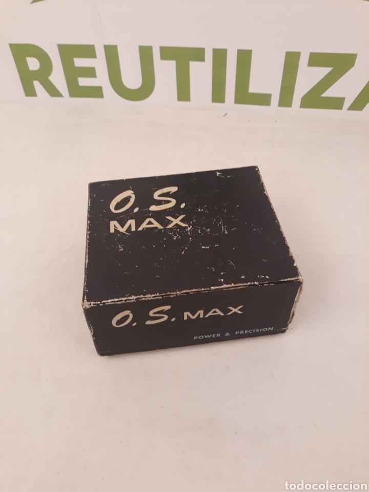 Hobbys: Motor O.S Max 20 R C.Made in Japan.Con piezas de repuesto.(ver fotos). - Foto 13 - 167668888