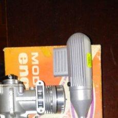 Hobbys: MOTOR EXPLOSIÓN AÉREO KB 61 NUEVO ENVIO INCLUIDO. Lote 191950640