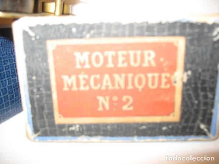 Hobbys: motor para mecano de fabricacion fr. - Foto 7 - 198254468