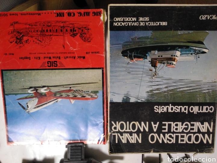 Hobbys: Lote de aeromodelismo - Foto 19 - 200142878
