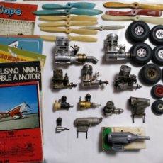 Hobbys: LOTE DE AEROMODELISMO. Lote 200142878