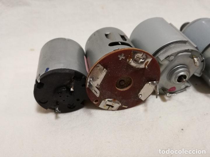 Hobbys: LOTE DE 9 MOTORES PQUEÑOS ELECTRICOS (TODOS FUNCIONAN) - Foto 15 - 200622330