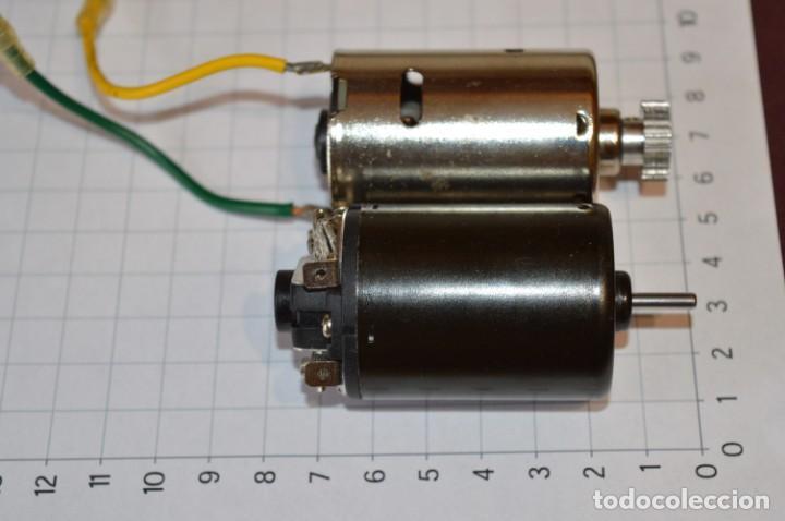 Hobbys: Lote 2 motores eléctricos - Coches / vehículos control remoto - Funcionando ¡Mira fotos y detalles! - Foto 4 - 207970042