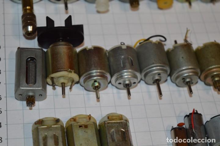 Hobbys: Lote variado motores eléctricos - Para vehículos, maquetas, etc.. - ¡Mira fotos y detalles! LOTE 01 - Foto 4 - 224053126