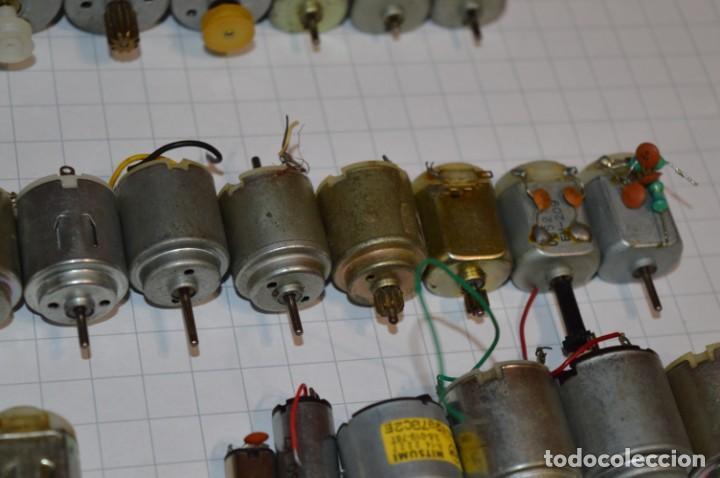 Hobbys: Lote variado motores eléctricos - Para vehículos, maquetas, etc.. - ¡Mira fotos y detalles! LOTE 01 - Foto 5 - 224053126