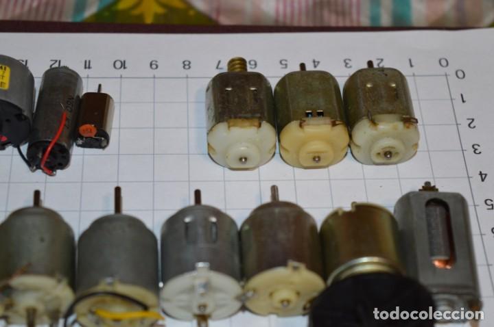 Hobbys: Lote variado motores eléctricos - Para vehículos, maquetas, etc.. - ¡Mira fotos y detalles! LOTE 01 - Foto 10 - 224053126