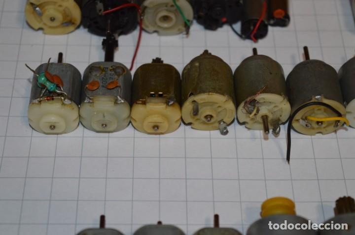 Hobbys: Lote variado motores eléctricos - Para vehículos, maquetas, etc.. - ¡Mira fotos y detalles! LOTE 01 - Foto 11 - 224053126